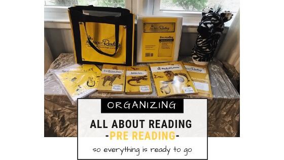 organizing aar title